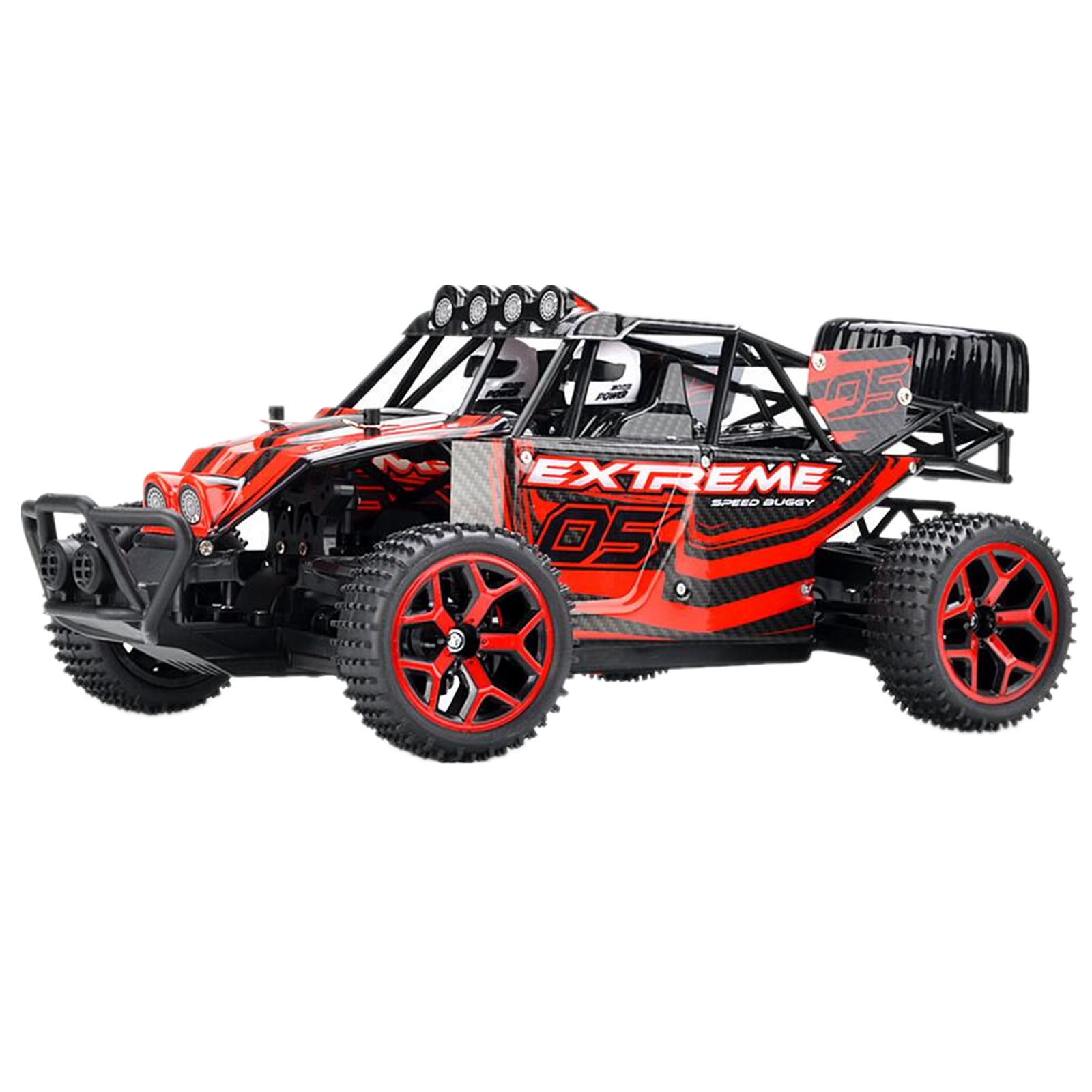 1/18 Scale Electric RC Racing Car Off Road Truck 2.4Ghz ...