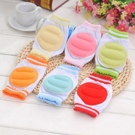 Hot Kids Safety Crawling Elbow Cushion Infants Toddlers Baby Knee Pads Protector