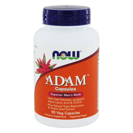 NOW Foods - ADAM Superior Men