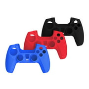 4 Colors Anti-slip Silicone Cover Case For SONY Playstation 5 PS5 Controller Gamepad Game Accessories Joystick Case