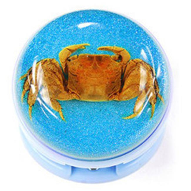 Ed Speldy East OST202 Stapler with Real Crab with Blue Background in Acrylic