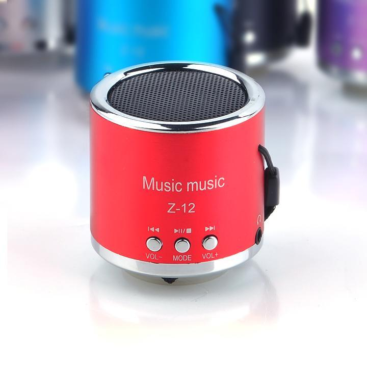 Hifashion Mini Speaker Amplifier USB Micro SD TF Card MP3 Player HFON