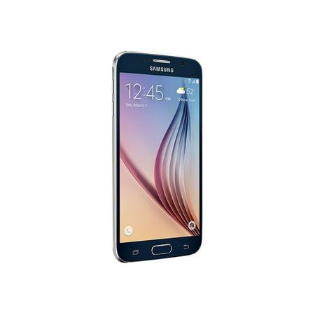 Samsung Galaxy S6 - SM-G920T - smartphone - 4G LTE - 32 GB - GSM - 5 1