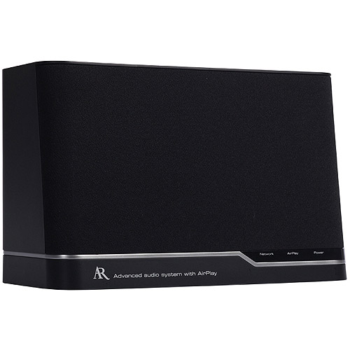 Acoustic Research ARAP50 High Performance Stereo Wireless Audio System with AirPlay