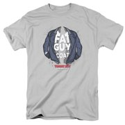 Tommy Boy Comedy Buddy Movie Paramount Little Coat Adult T-Shirt Tee