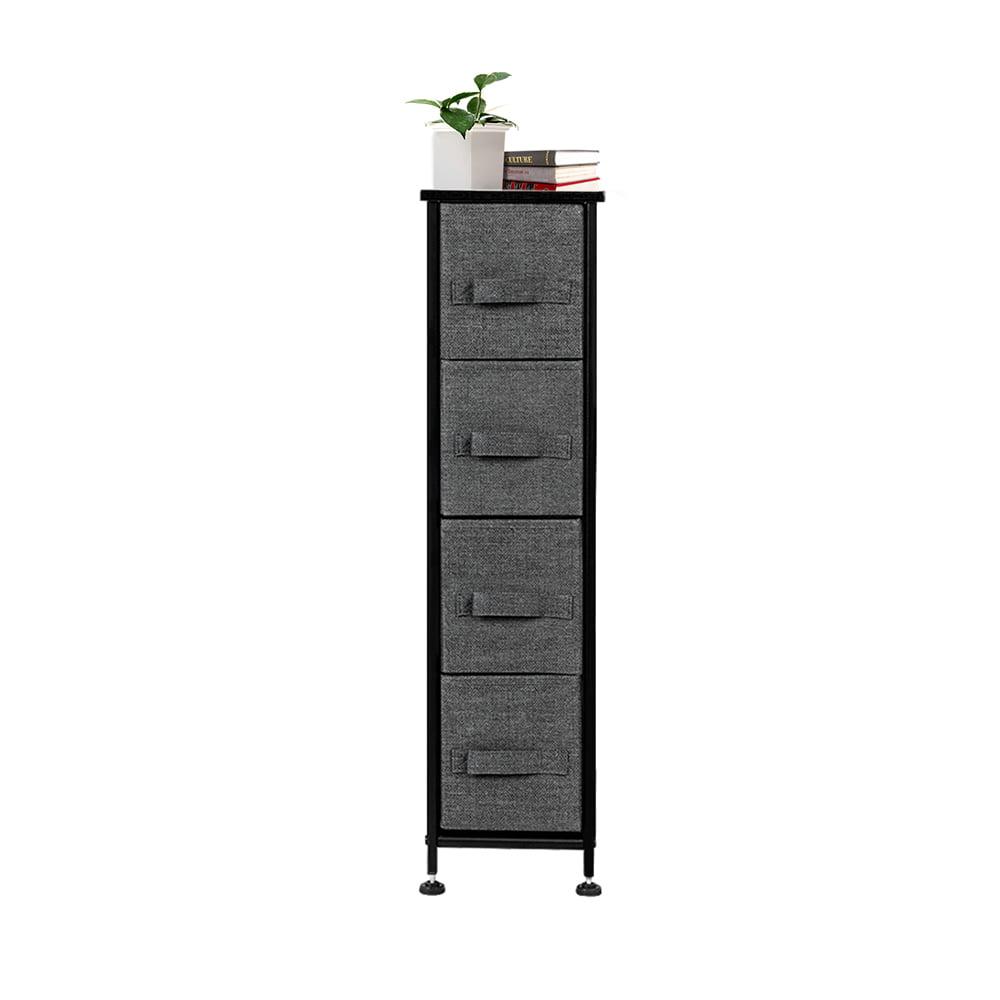 Narrow Dresser Vertical Storage Unit