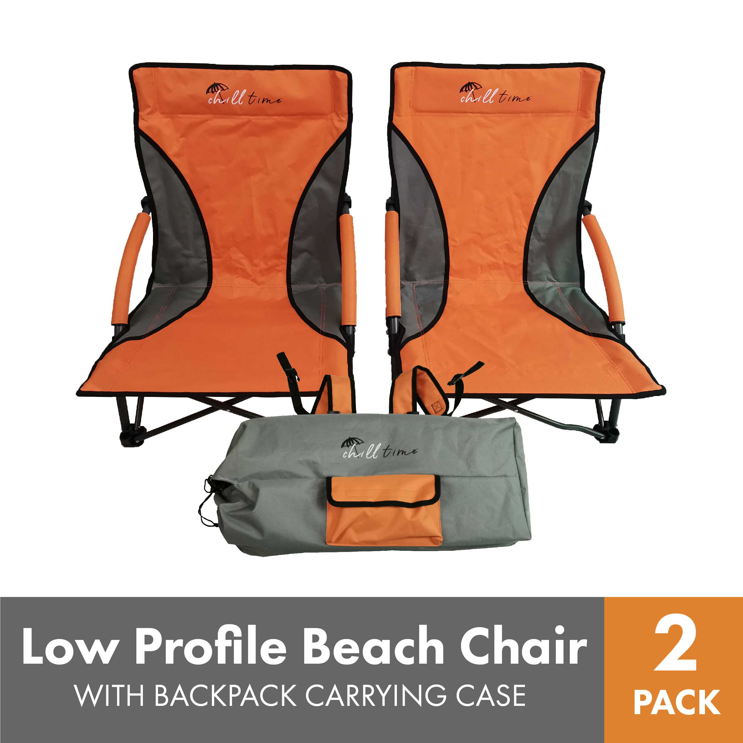 Rio Beach Big Guy Backpack Beach Chair Stripe Walmart Com Walmart Com