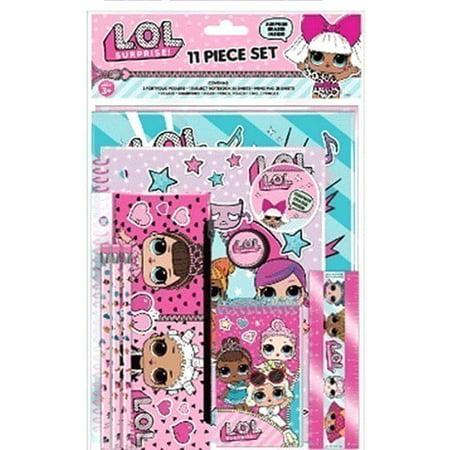 LOL Surprise 11 Piece Stationery Set](Wedding Stationery Sets)