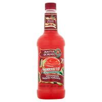 (6 Bottles) Master of Mixes Watermelon Daiquiri/Margarita Mixer, 1 L
