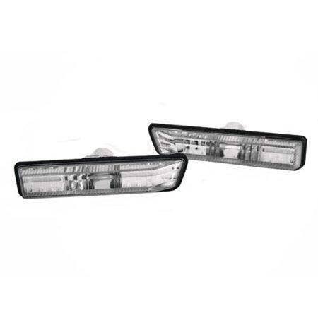 00-06 BMW E53 X5 SIDE MARKER LIGHTS - CRYSTAL CLEAR