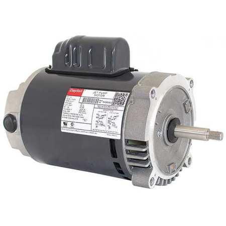DAYTON 5K956BG Motor,1/3hp, Jet Pump New Electric Jet Pump Motor