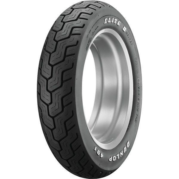 Dunlop D491 Elite II Tire Rear 140/90B16 RWL
