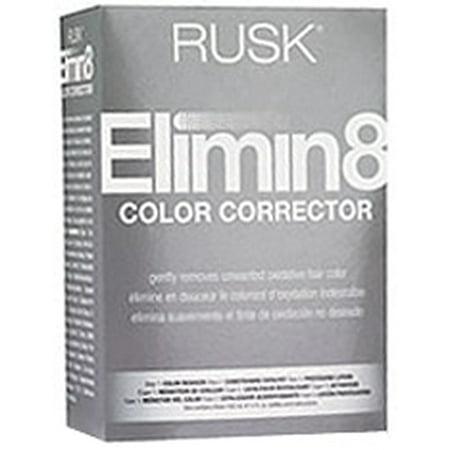 Rusk Elimin8 Color Corrector - Option : Color Corrector Kit