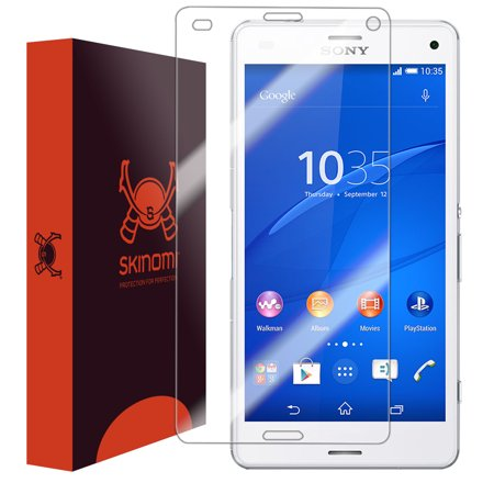 Skinomi TechSkin - Ultra Clear Film Screen Protector for Sony Xperia Z3