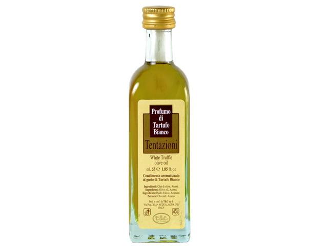 White Truffle Oil by Tentazioni (1.85 Ounces) by