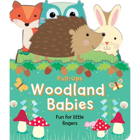 Woodland Babies Fun for Little Fingers (Board Book)