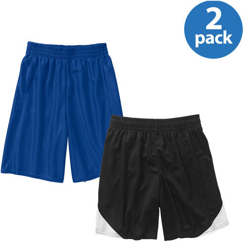 Starter Boys' Shorts Your Choice 2-Pack Value Bundle