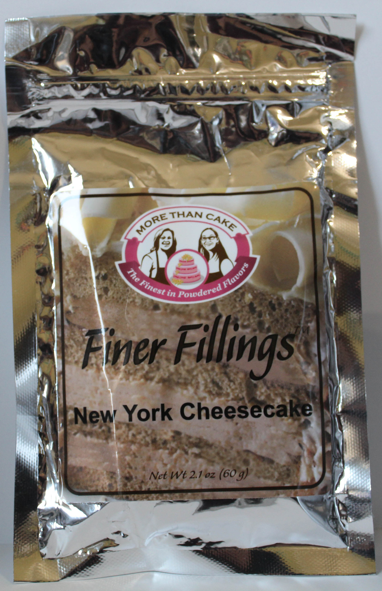 More Than Cake Finer Fillings New York Cheesecake 60g by