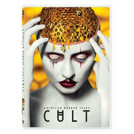 American Horror Story: Cult (DVD) (Horror Movie Halloween Makeup)