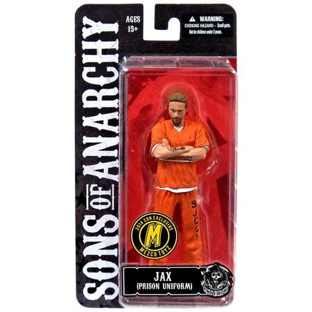 Sons of Anarchy Jax Teller Action Figure [Orange Prison Uniform]