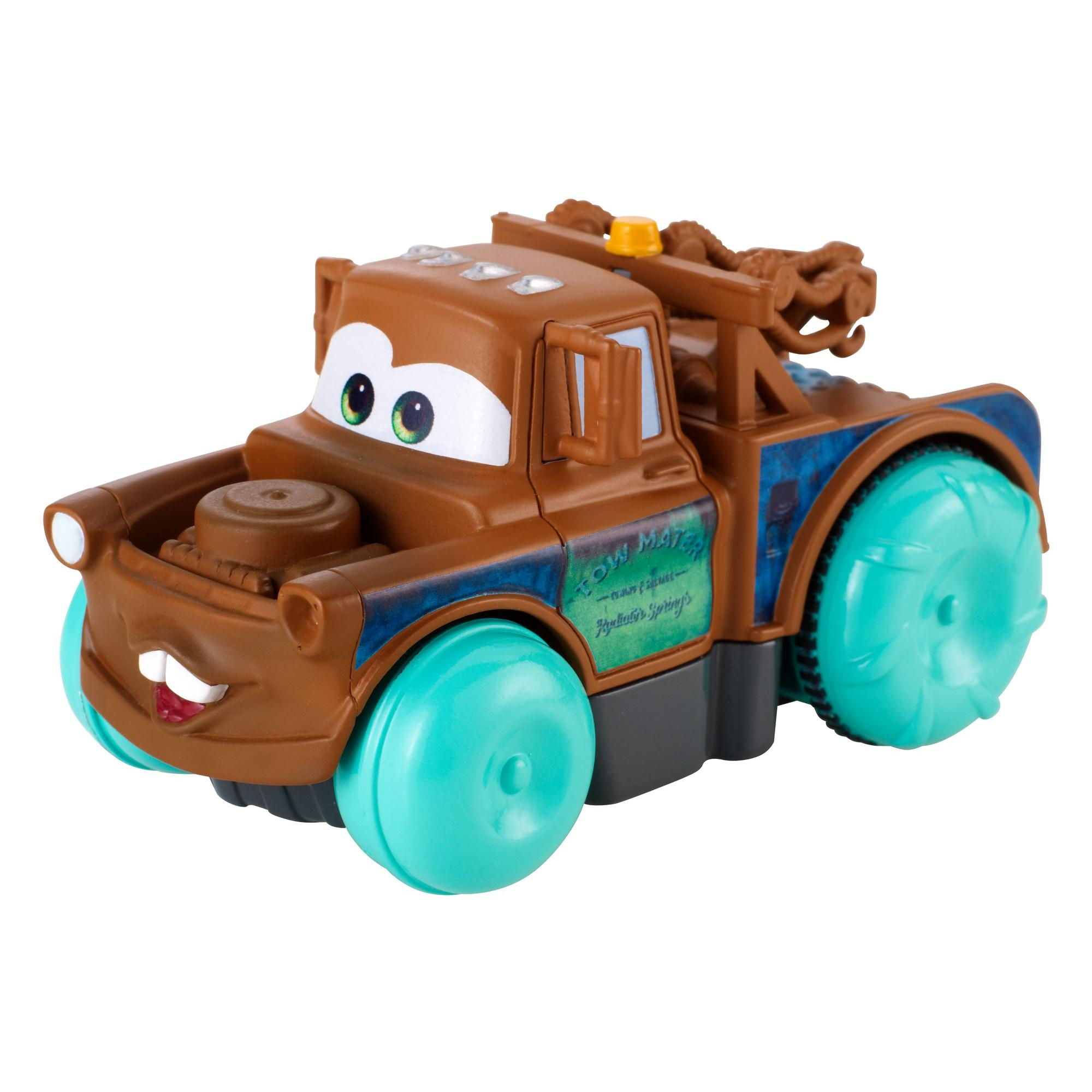 Mattel Disney/Pixar Cars Color Changers Mater Vehicle