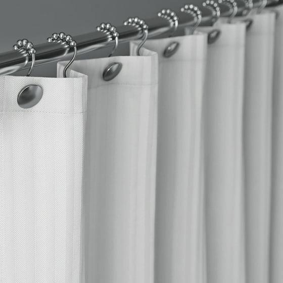 Hotel Style Herringbone Stripe 100 Percent Waterproof Liner ...