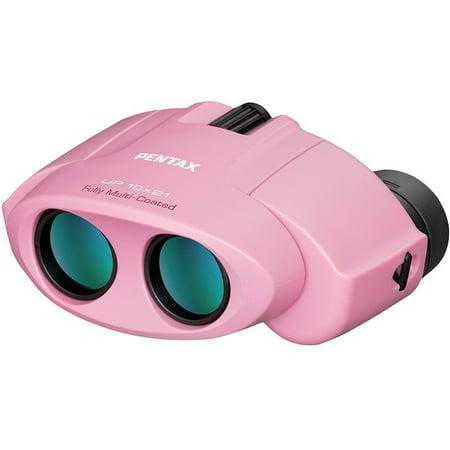 PENTAX UP 10x21 Binocular, Pink
