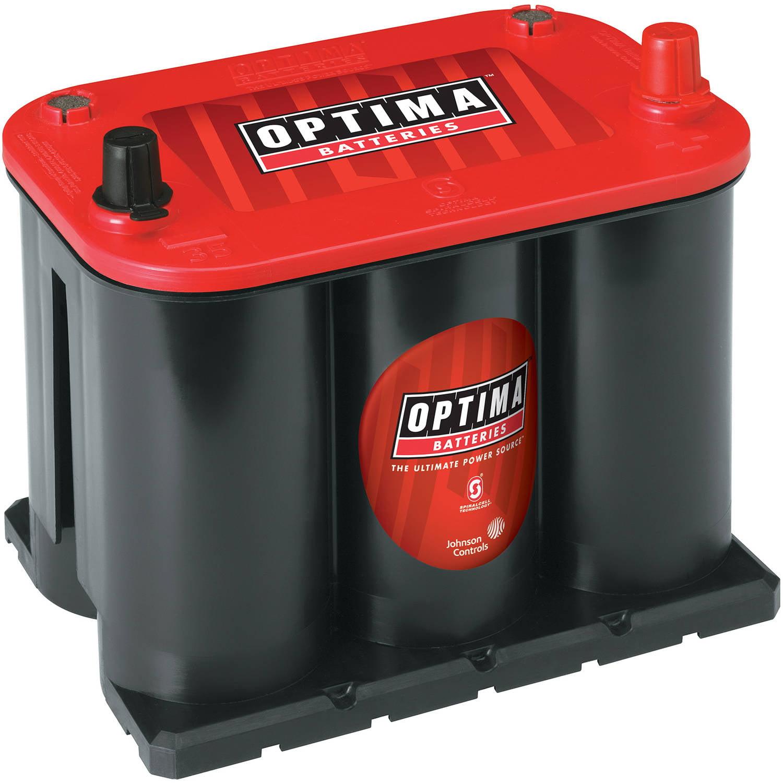 OPTIMA RedTop Automotive Battery, Group 35