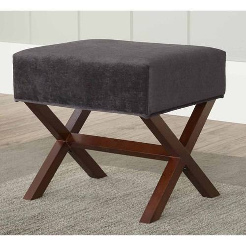 10 Spring Street Verona Ottoman, Multiple Colors by