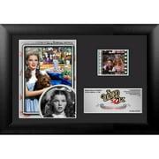 Trend Setters Wizard of Oz 75th Anniversary (Dorothy) Mini FilmCell Presentation Framed Memorabilia