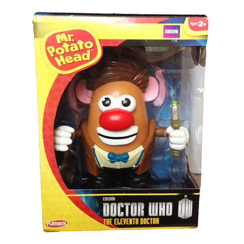Doctor Who Mr Potato Head 11Th Doctor by Underground Toys