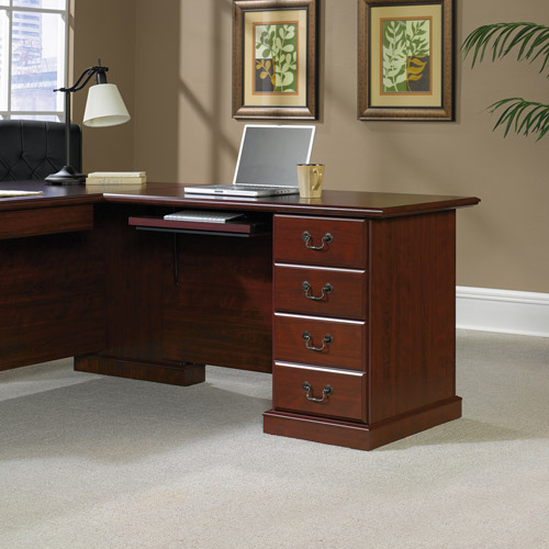 "Sauder Heritage Hill 48"" Return Kit, Classic Cherry"