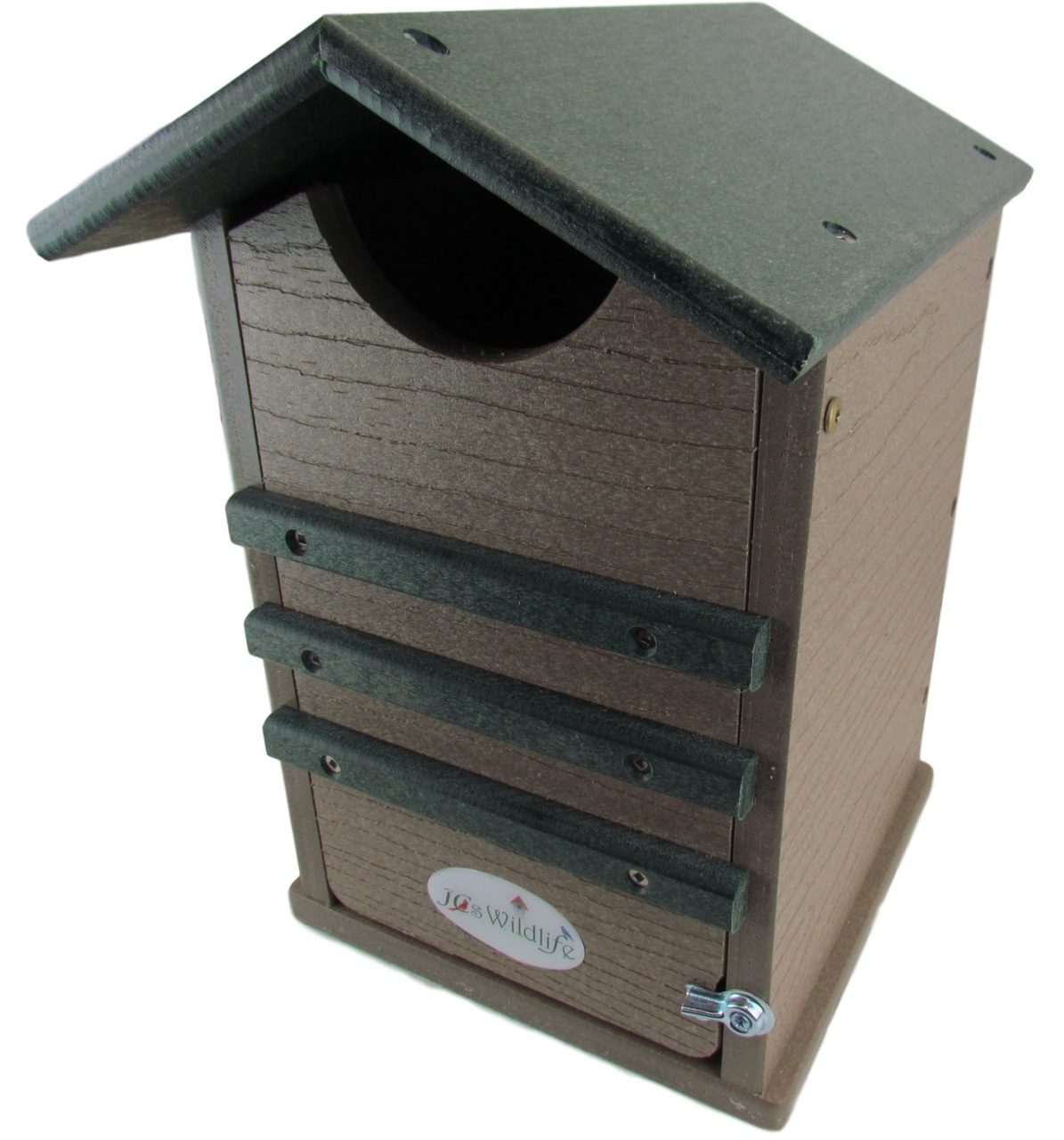 Ultimate Poly Screech Owl Nesting Box Made in USA