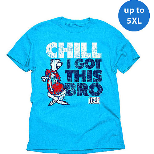 Icee Chill I Got This Big Men's Graphic Tee