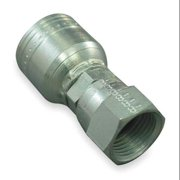EATON WEATHERHEAD 10Z-610 Hydraulic Hose Fitting,Crimpable G2109147