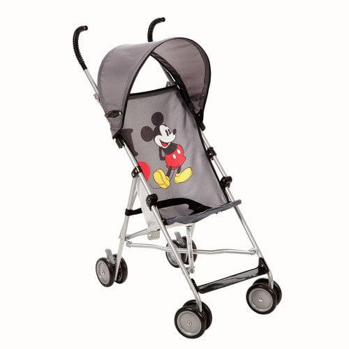 Disney I Heart Mickey Umbrella Stroller with Canopy