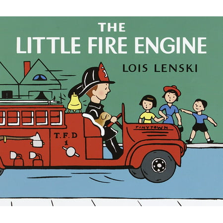 - The Little Fire Engine