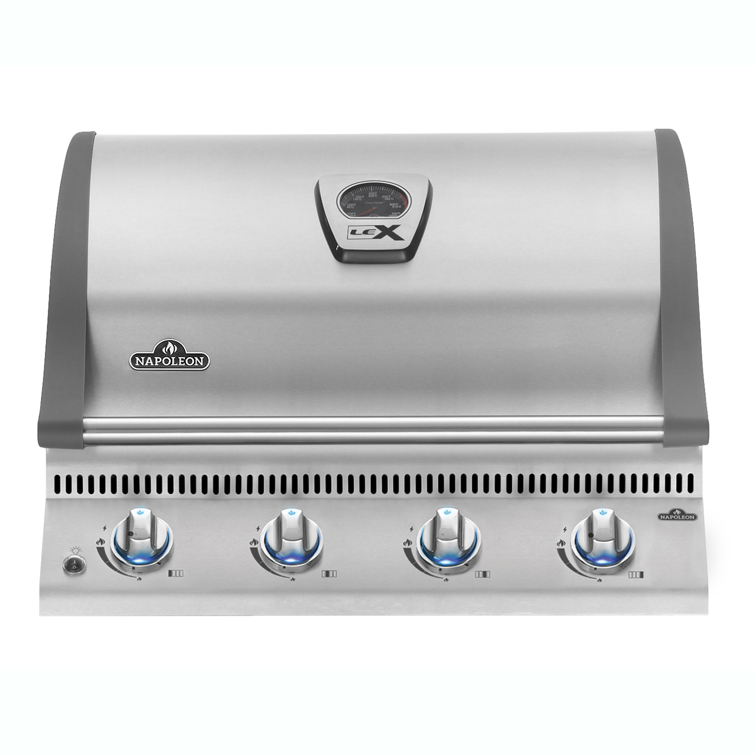 Napoleon 21'' Built In LEX 485 Stainless Steel 4 Burner Natural Gas Grill Head by Napoleon Products