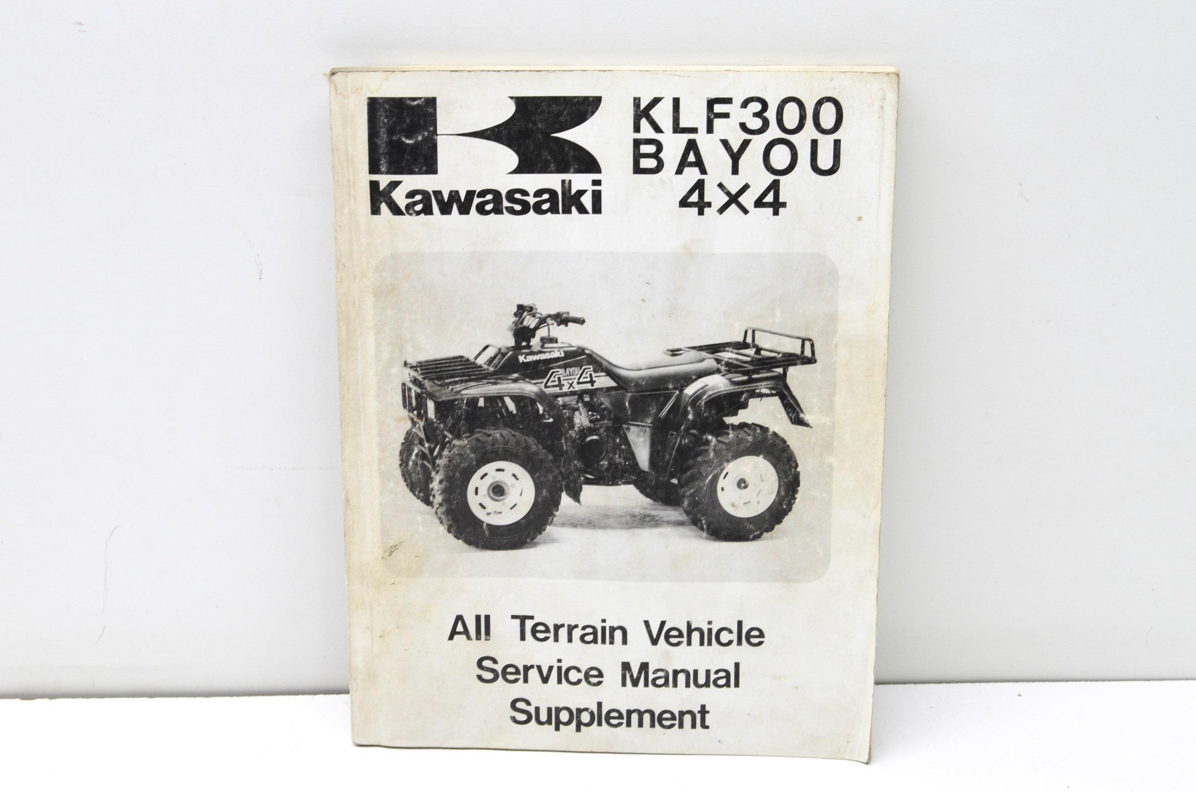 Moose Racing Pre-OIled Air Filter Kawasaki KLF300 Bayou 1989-2004