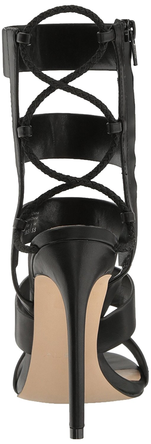 b6cfb17bee0 ALDO - Aldo Womens Hawaii Open Toe Formal Strappy Sandals - Walmart.com