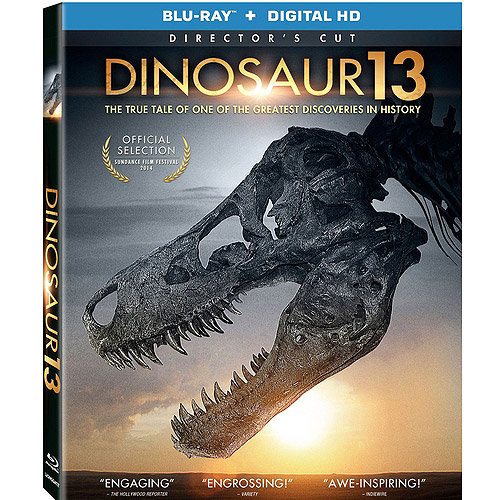 Dinosaur 13 (Blu-ray   Digital HD) (With INSTAWATCH) (Widescreen)