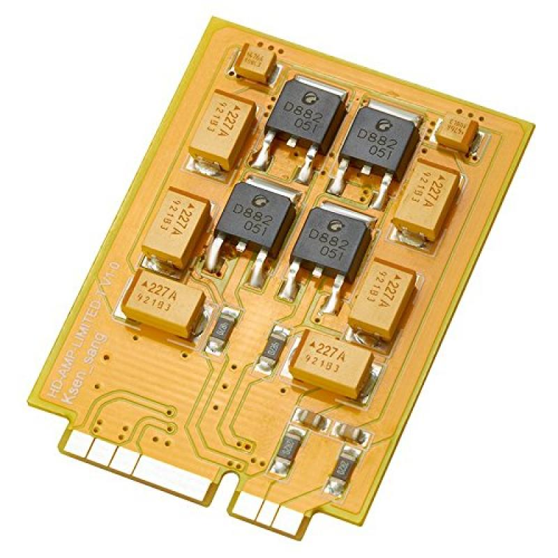 HIFIMAN Musical Amplifier Card for HM901U/802U/650/901/802 Portable Music Players