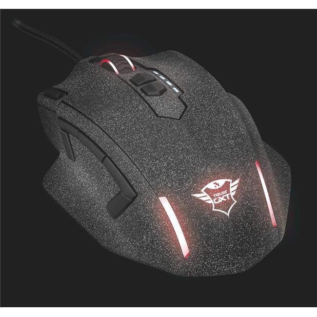 Trust Gaming 20411T GXT 155 Caldor Gaming Mouse - Black - image 1 of 1