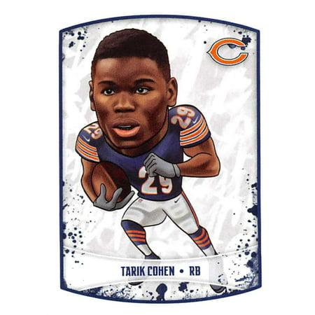 2018 Panini NFL Stickers #282 Tarik Cohen Chicago Bears Football - Bears Football Tickets