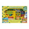 Crayola Basics and More Art Set