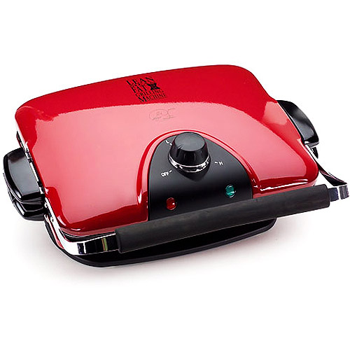 "George Foreman's 84"" G5 Grill with 5 Interchangeable Plates"