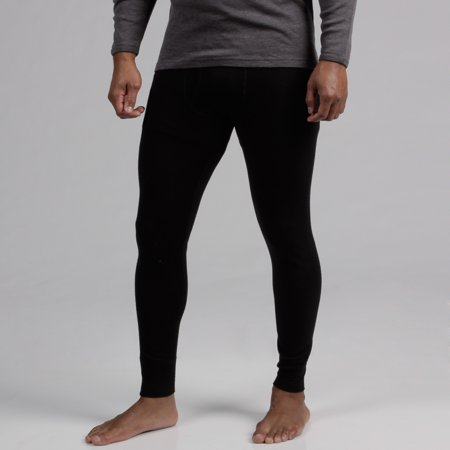Mid Layer Ski - minus33 merino wool clothing  men's big and tall 'kancamangus' merino wool mid-weight base layer pants
