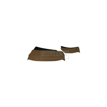 Eckler s Premier Products 55192244 El Camino Door Panel Water Shields