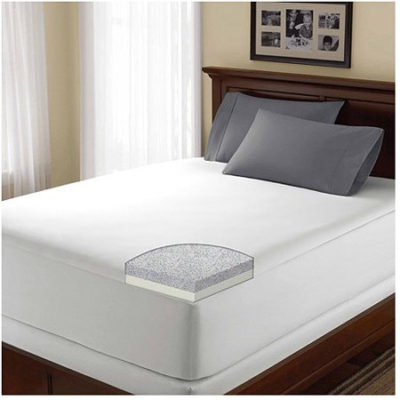 Dream Serenity 2 5 Quot Gel Memory Foam Mattress Topper
