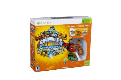Skylanders Giants (Portal Owner Pack) (Xbox 360) by Activision